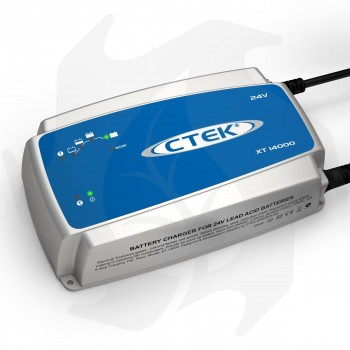 Caricabatterie XT 14000 CTEK