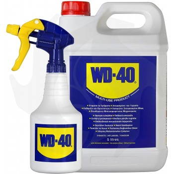 WD-40 Spray lubrificante, 5...