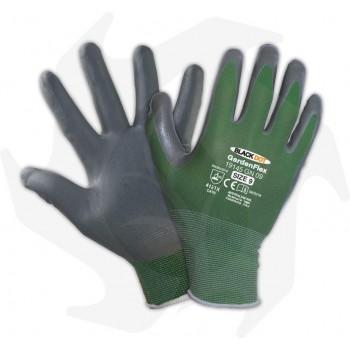 Guanti GardenFlex verde per...