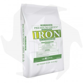 Premium Green Iron 40% Fe...