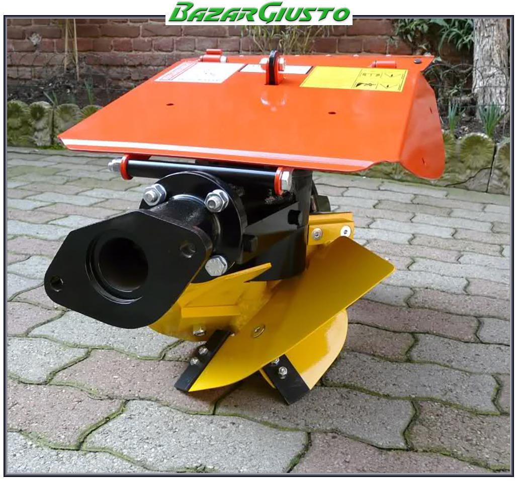 Prodotto 129 0 4 aratro rotativo per motocoltivatore for Aratro per motocoltivatore goldoni